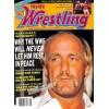 Cover Print of Inside Wrestling, September 1992