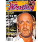 Cover Print of Inside Wrestling, September 1992