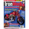 Cover Print of Iron Works Magazine, April 2007