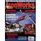 Cover Print of Iron Works, December 2005