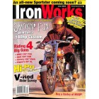 Cover Print of Iron Works, July 2002