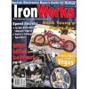 Cover Print of Iron Works Magazine, March 2003