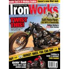 Cover Print of Iron Works, May 2007