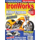 Cover Print of Iron Works Magazine, September 2006