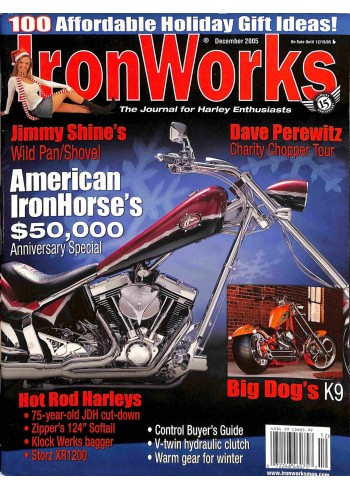 Iron Works, December 2005
