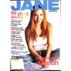 Cover Print of Jane, April 1999