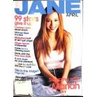 Jane Magazine, April 1999