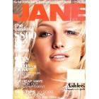 Cover Print of Jane, April 2006