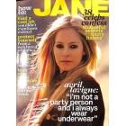 Cover Print of Jane, April 2007
