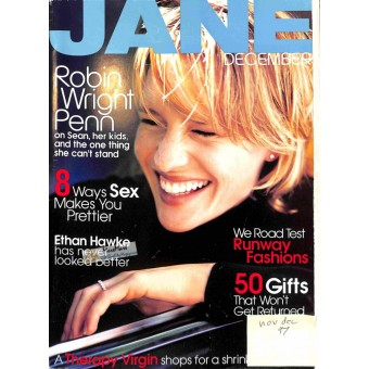 Cover Print of Jane, December 1997
