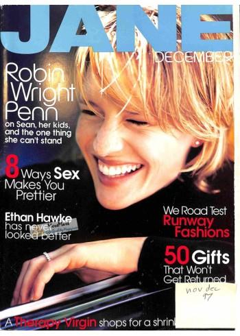 Cover Print of Jane, December 1997
