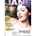 Cover Print of Jane, December 2001