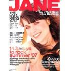 Cover Print of Jane, June 2007