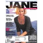 Cover Print of Jane, November 2004