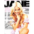 Cover Print of Jane, November 2006