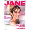 Cover Print of Jane, September 2003