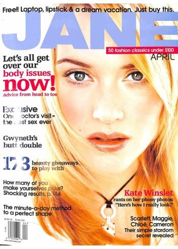 Jane, April 2004