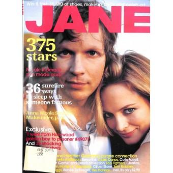 Jane Magazine, May 2003