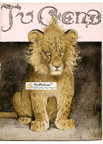 Jugend, 1901. Poster Print.