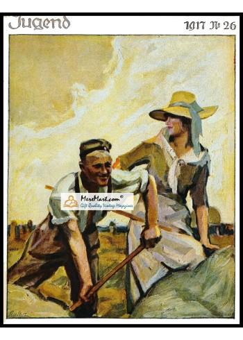 Jugend, 1927. Poster Print.