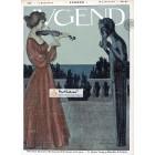 Jugend, December 2, 1899. Poster Print.