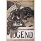 Jugend, January 15, 1899. Poster Print. Herteruch.