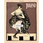 Jugend, July 16, 1900. Poster Print.