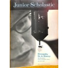 Cover Print of Junior Scholastic, April 17 1964