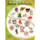 Junior Scholastic, April 26 1961