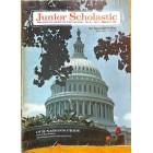 Cover Print of Junior Scholastic, February 14 1964