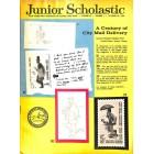 Junior Scholastic, October 25 1963