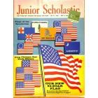 Cover Print of Junior Scholastic, September 14 1960