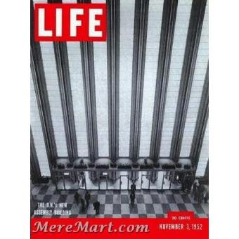 Life, November 3 1952