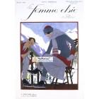 La Femme Chic, January, 1922. Poster Print. Hemjic.