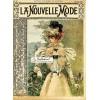 La Nouvelle Mode, June 28, 1896. Poster Print.