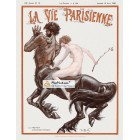 La Vie Parisienne, April 16, 1921. Poster Print. G. Paris.