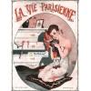 La Vie Parisienne, August` 5, 1919. Poster Print. Etrennes Utiles.
