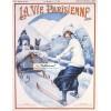 La Vie Parisienne, December 8, 1923. Poster Print. M. Milliena.