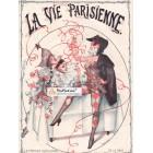 La Vie Parisienne, February 26, 1916. Poster Print. Herouard.