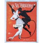 La Vie Parisienne, January 31, 1914. Poster Print.