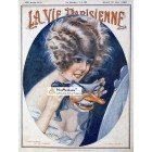 La Vie Parisienne, March 18, 1922. Poster Print.