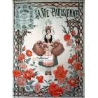 La Vie Parisienne, May 25, 1912. Poster Print. Herouard.