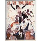 La Vie Parisienne, September 22, 1919. Poster Print. Leo Fontan.