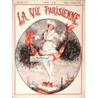 La vie Parisienne, December 17, 1921. Poster Print. Leo Fontan.