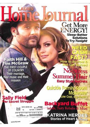 Ladies Home Journal, August 2006