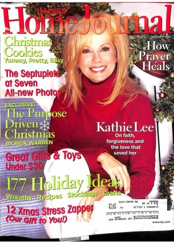 Ladies Home Journal, December 2004