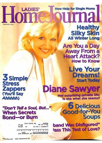 Ladies Home Journal, February 2004