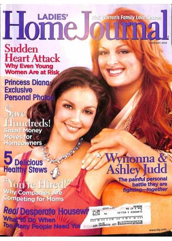 Ladies Home Journal, February 2005