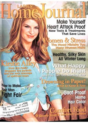 Ladies Home Journal, February 2006