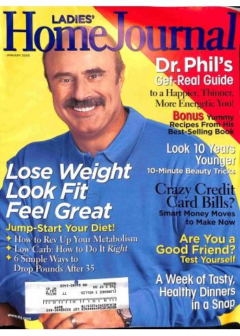 Ladies Home Journal, January 2005